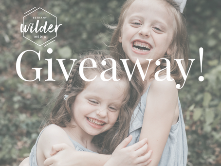 Bethany Wilder Media - Launch Giveaway