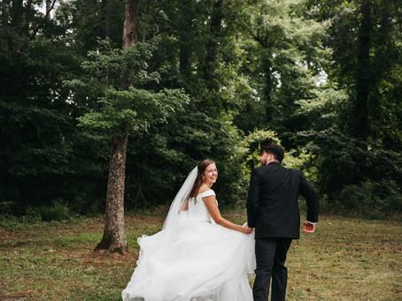 Bryan + Caroline    Wedding Day Sneaks