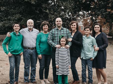 Loy Family - Southeastern Baptist Theological Seminary