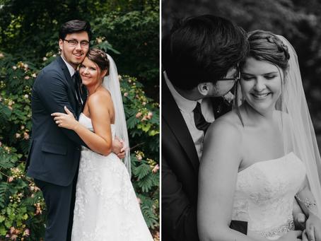 Wilson, NC Wedding // Zach + Emily