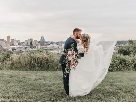 Ricky + Mikayla | Cincinnati, OH Wedding