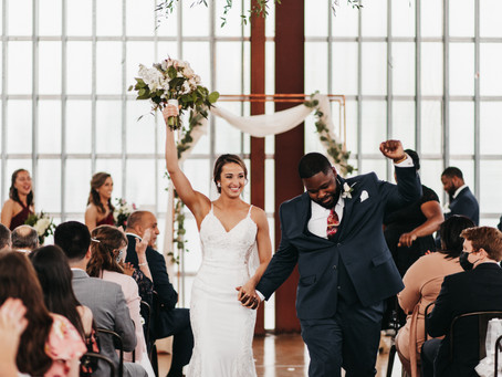 The Laurelbrook - Urban Industrial Raleigh Wedding