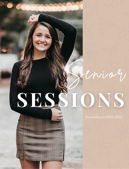 Senior Experience Guide Canva Template
