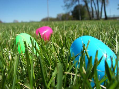 Easter Egg Hunt - St Martins Church