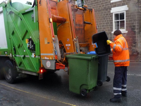 Bin Collections - 12th January 2021