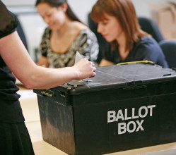 Parish Council Election for Stoney Middleton and District Council Election for Calver - 2nd May 2019
