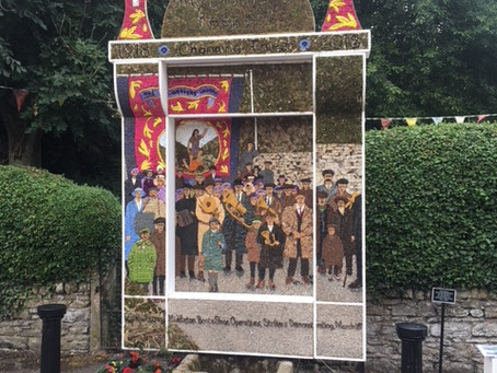 2020 Well Dressing Cancellation