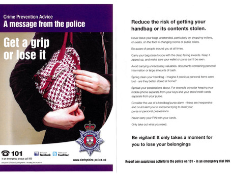 Crime Prevention Advice