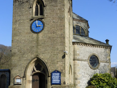 Renewal of Church Electoral Roll for the Parish of St. Martin's