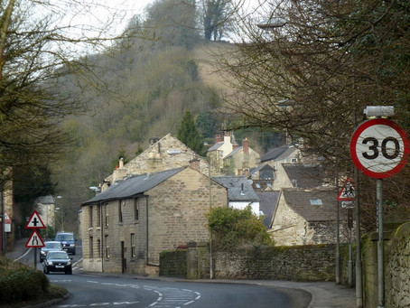 A623 Speed Limit Reduction Petition