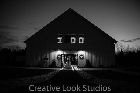 Wedding Photo Barn
