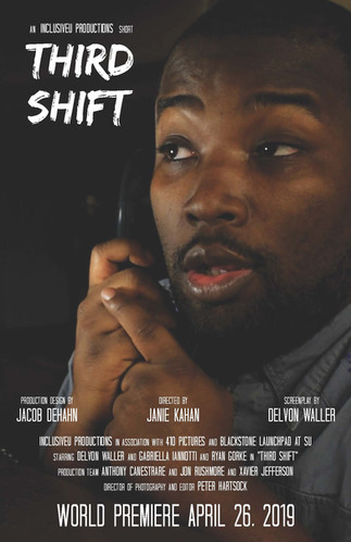 Movie poster for Third Shift, an Inclusi