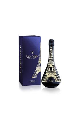 Coffret de 6 Cuvées des Princes Tour Eiffel