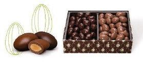 LES AMANDES ENROBÉES DE CHOCOLAT 240 G NET