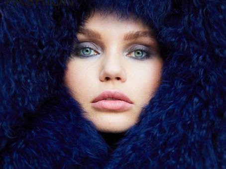 "#NUMÉRORUSSIADIGITALFASHION 011 Elena Matei ""Timeless diva""         by Bryan Whitely"