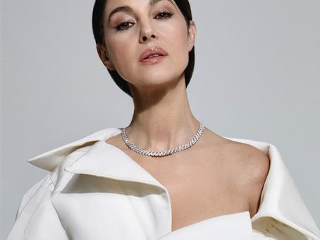 Monica Bellucci is a cover star for #NUMERORUSSIADIGITALFASHION 013