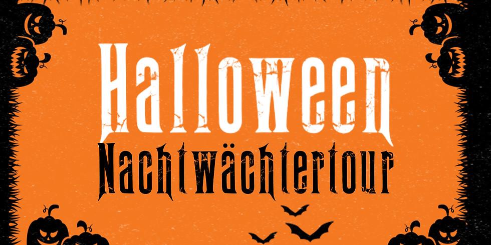 Halloween Special - Nachtwächtertour für Kinder