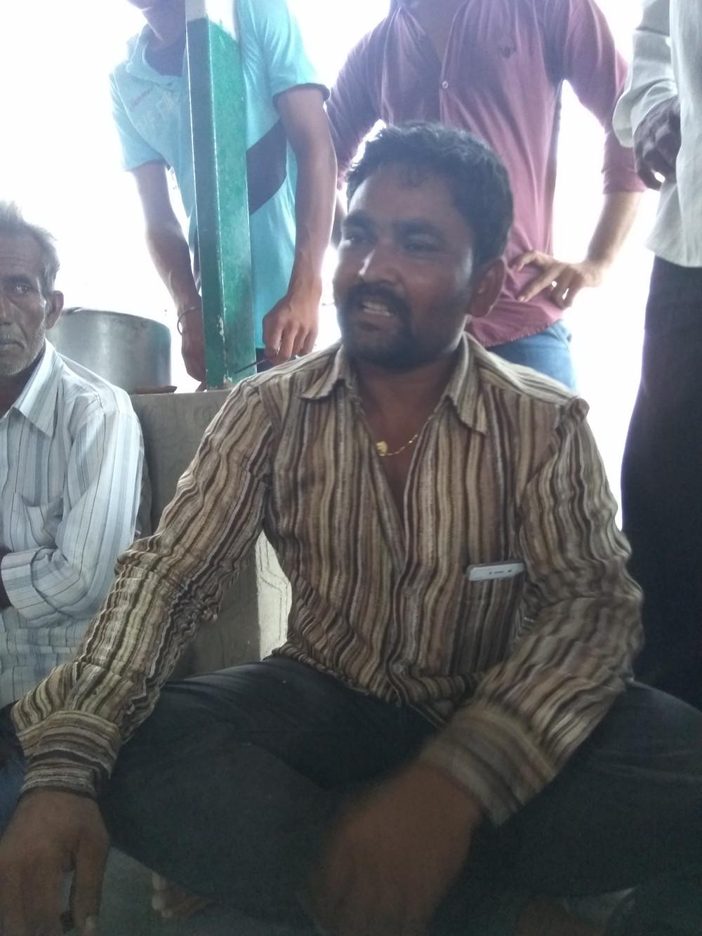 Munna Bhai, a grassroot innovator