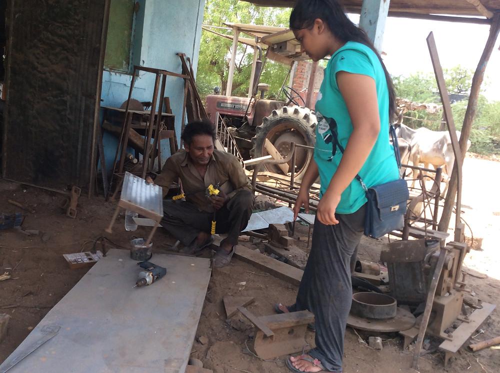 Munna Bhai's tinkering workshop