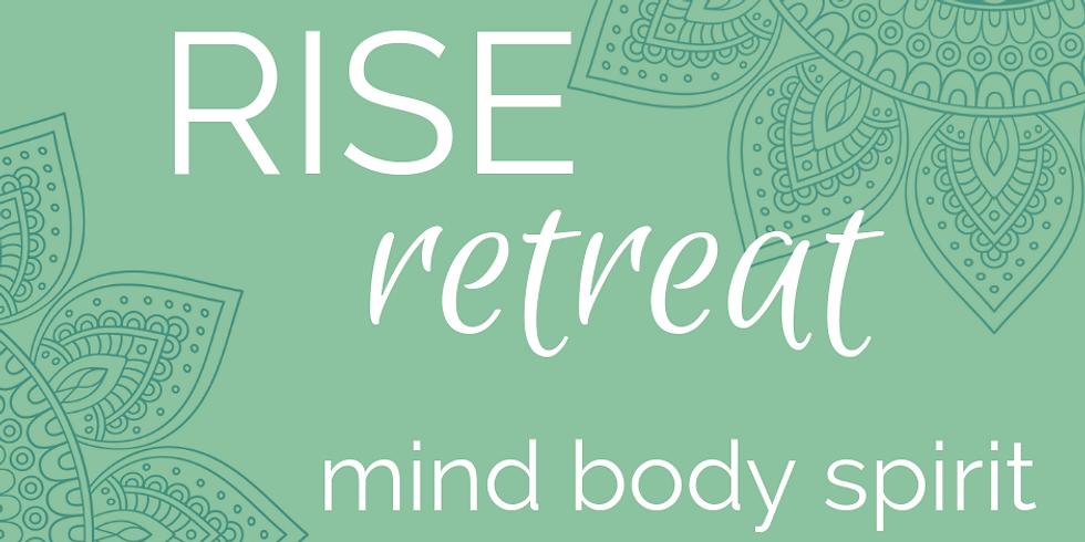 RISE retreat | mind body spirit