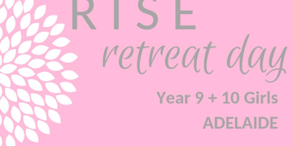 RISE Retreat GIRLS Year 9 + 10 | Adelaide