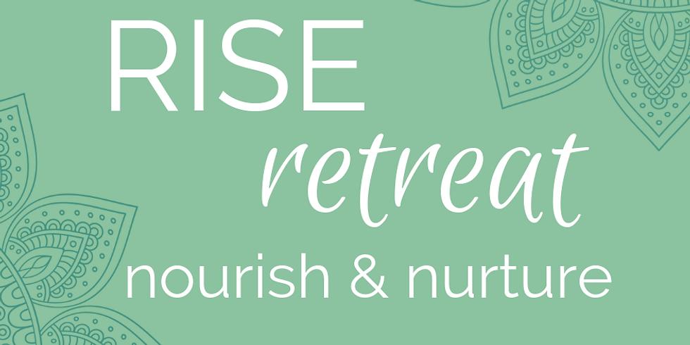 RISE retreat | nourish + nurture Adelaide