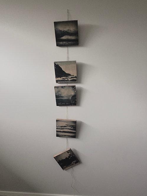 Timber prints of surf breaks