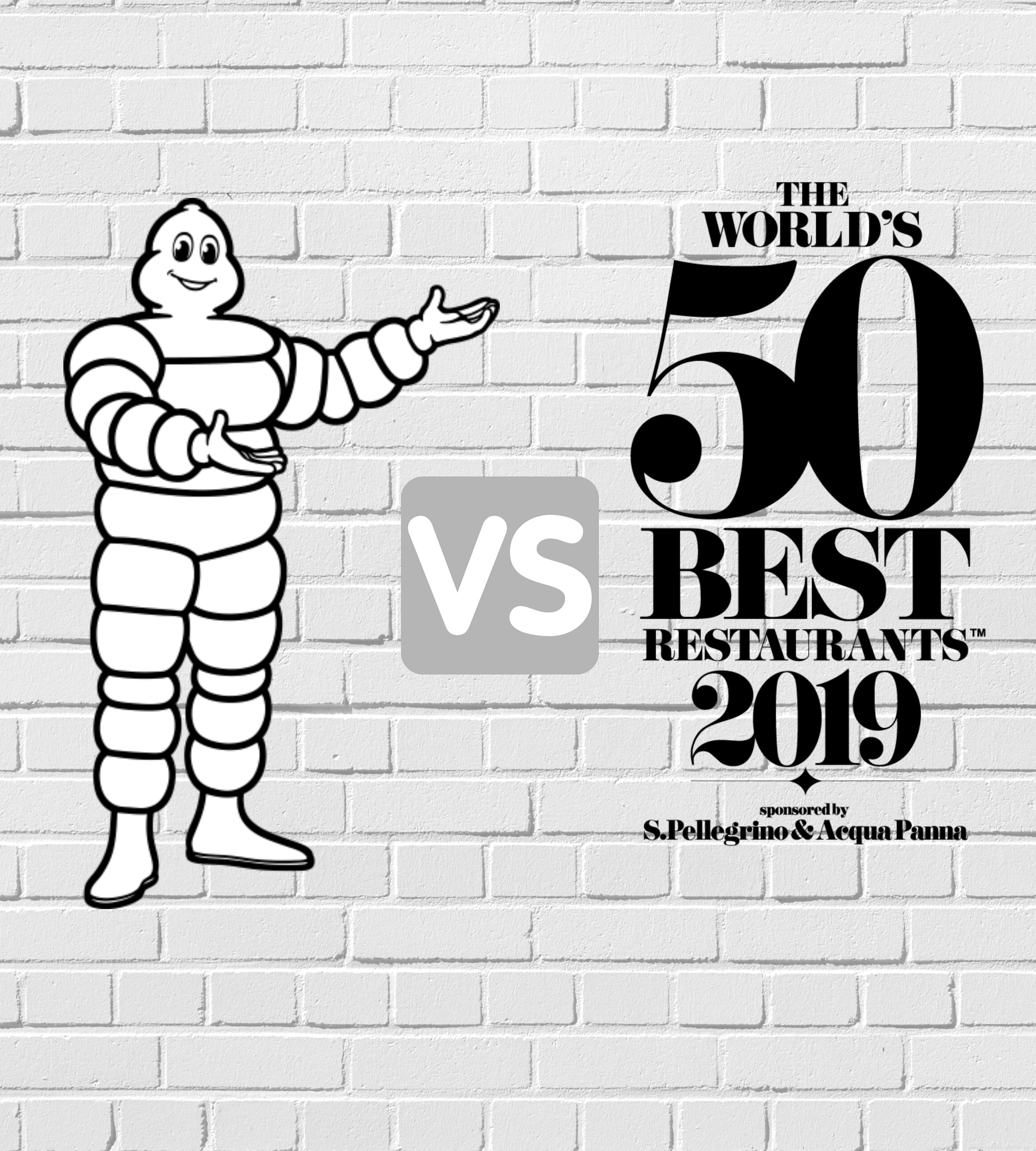 Michelin vs 50