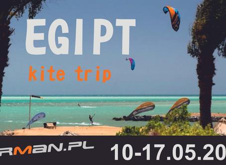 Airman kite trip - Egipt