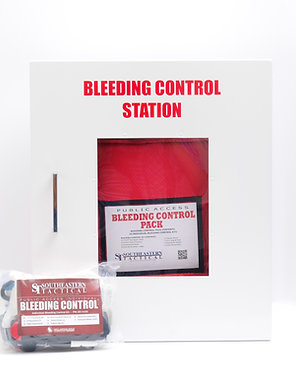 Universal Bleeding Control Station