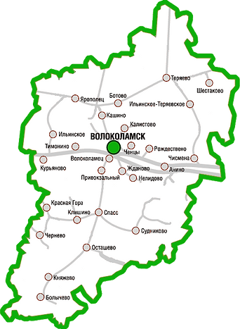 карта Волоколамского района.png