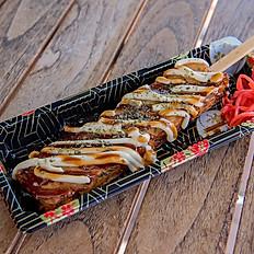Okonomiyaki Skewer