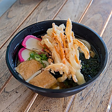Vegetable Tempura Udon