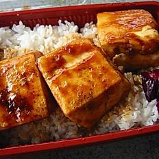 Regular size (Chicken, Beef, Tofu or Fish)