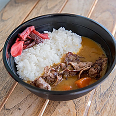 Japanese Curry and Rice