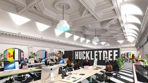 Espace de coworking moderne Londres bureaux design et atypiques