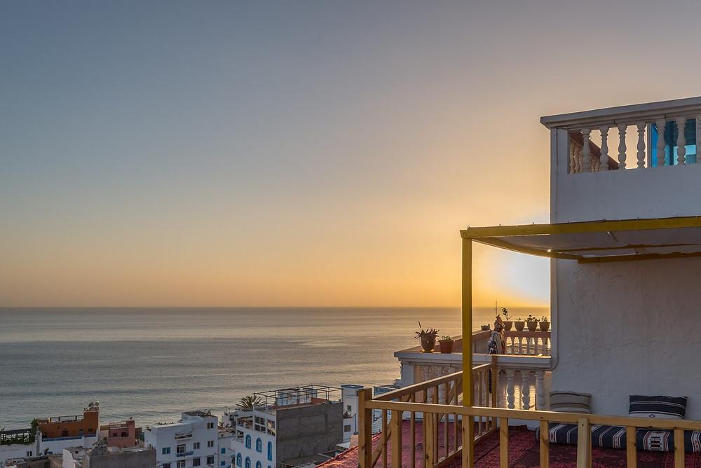 Espace de Coworking avec bureaux partagés Maroc