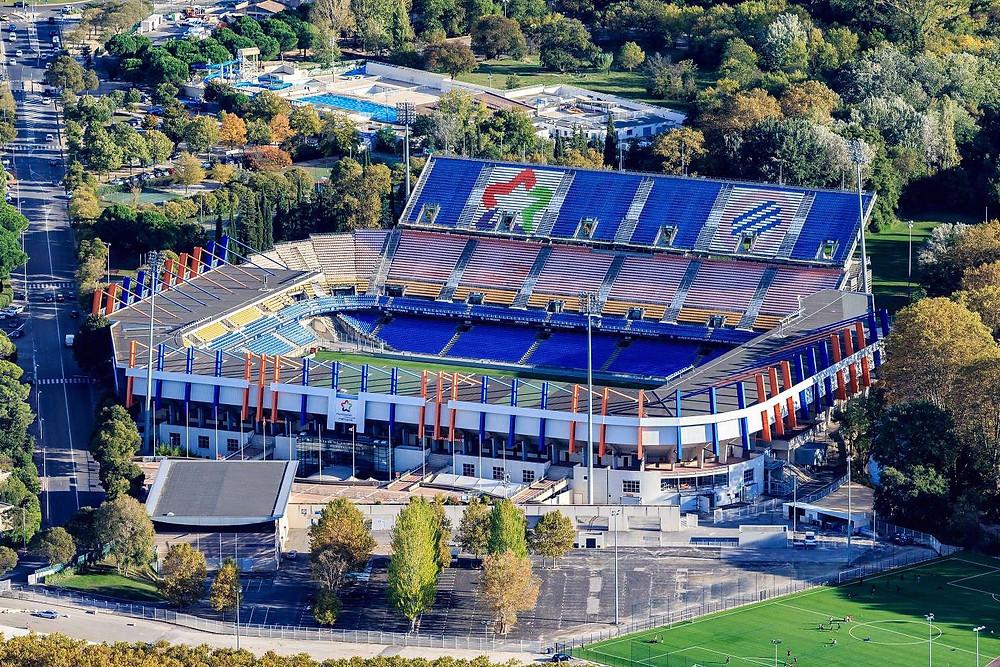 Stade de la Mosson MHSC Montpellier