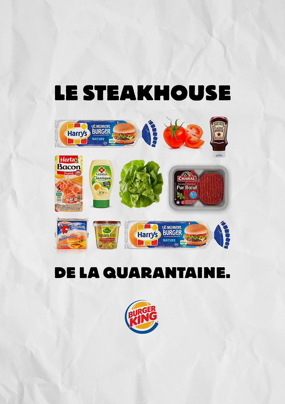 BK marketing crise covid