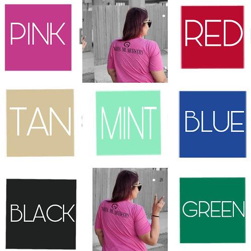 PLUS SIZE Lipstick Tshirt (1x-4x)