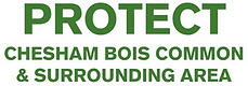 Protect Chesham Bois Common Logo