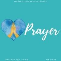 KBC Prayer