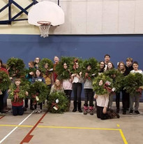 Annual Wreath Making Night