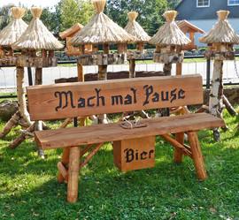 Mach mal Pause + Bier