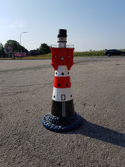 Leuchtturm 60 cm
