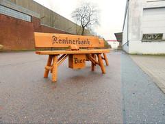 Renterbank + Bier