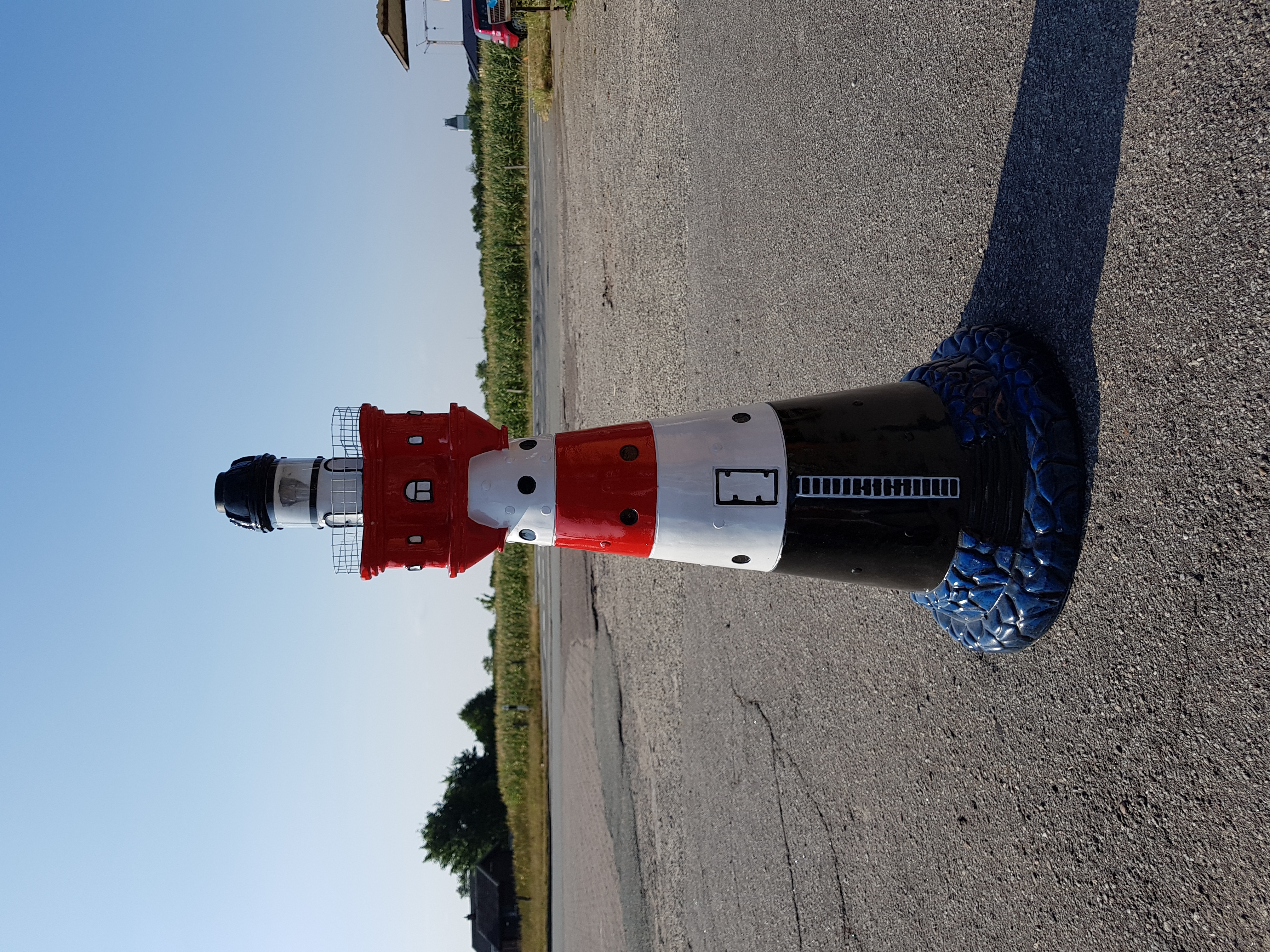 Leuchtturm 100 cm