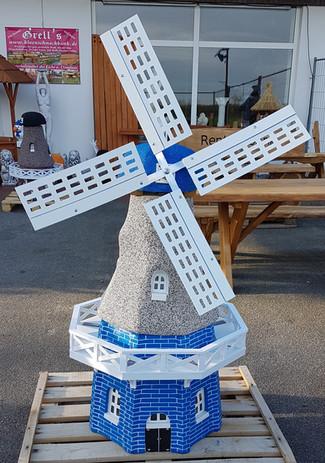 Mühle XXL Blau