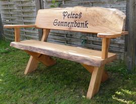 Petras Sonnenbank + Armlehnen