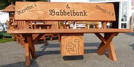 Babbelbank